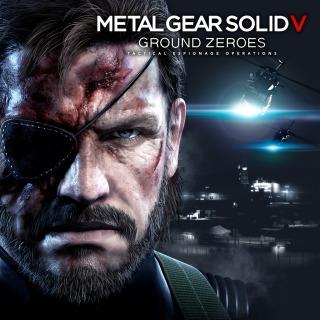 PS4: Metal Gear Solid V: Ground Zeroes por sólo 2,99€