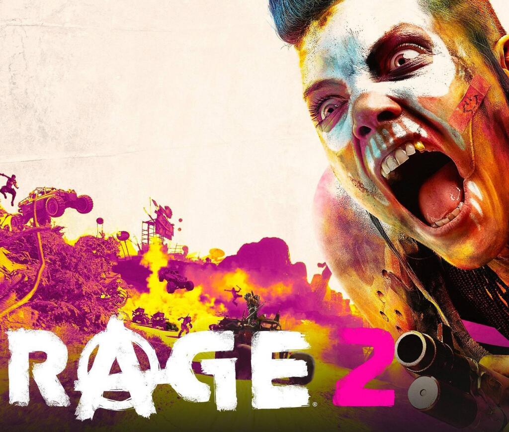 Juego de PC GRATIS en Epic Games: Rage 2