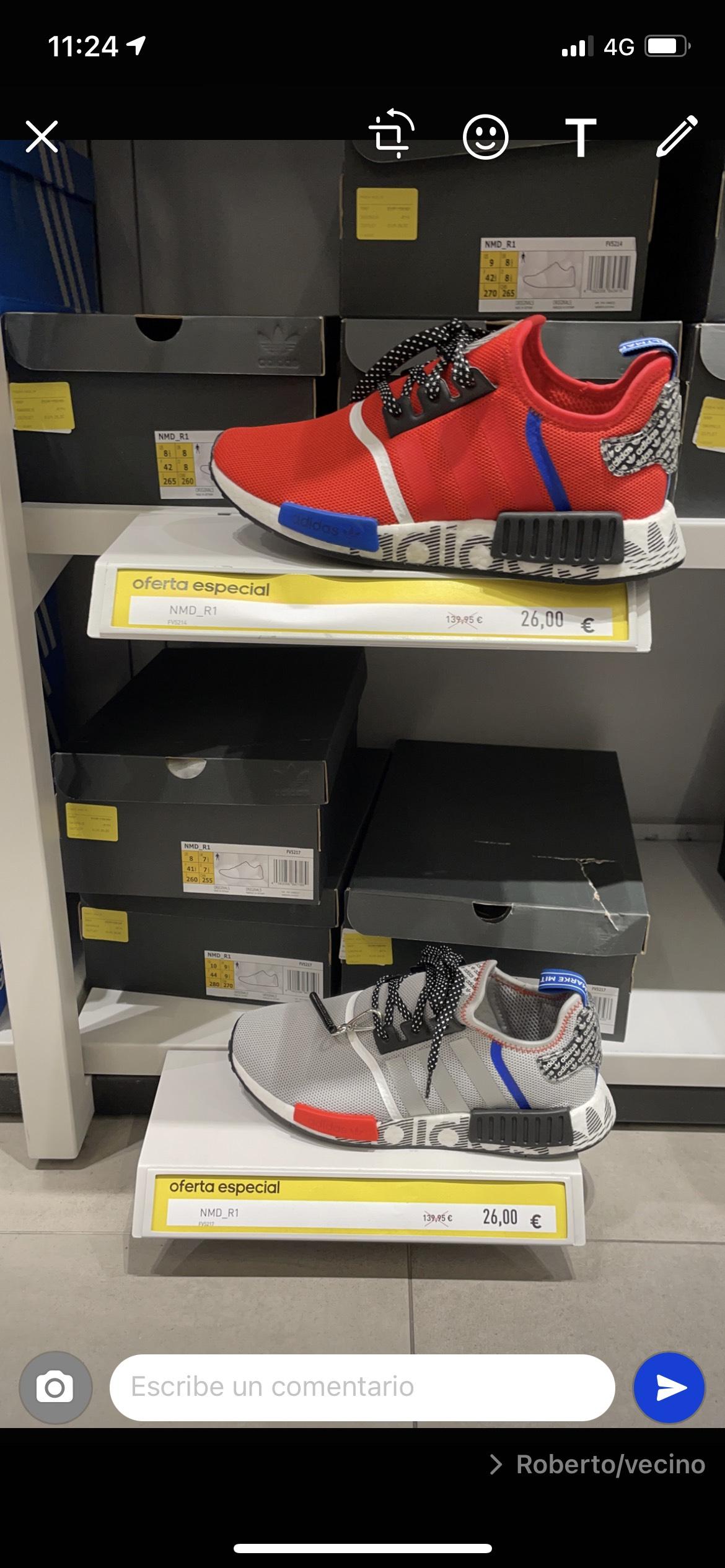 Zapatillas Adidas nmd-r1