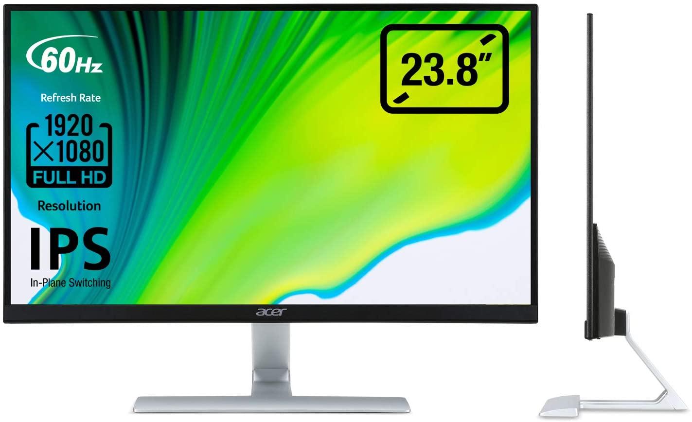 "Monitor Acer RT0 RT240Y IPS FULL HD 60 Hz (23,8"")"