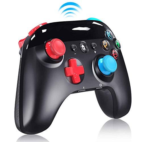 Mando Nintendo Switch, Gyro Axis/Dual Shock/ Turbo