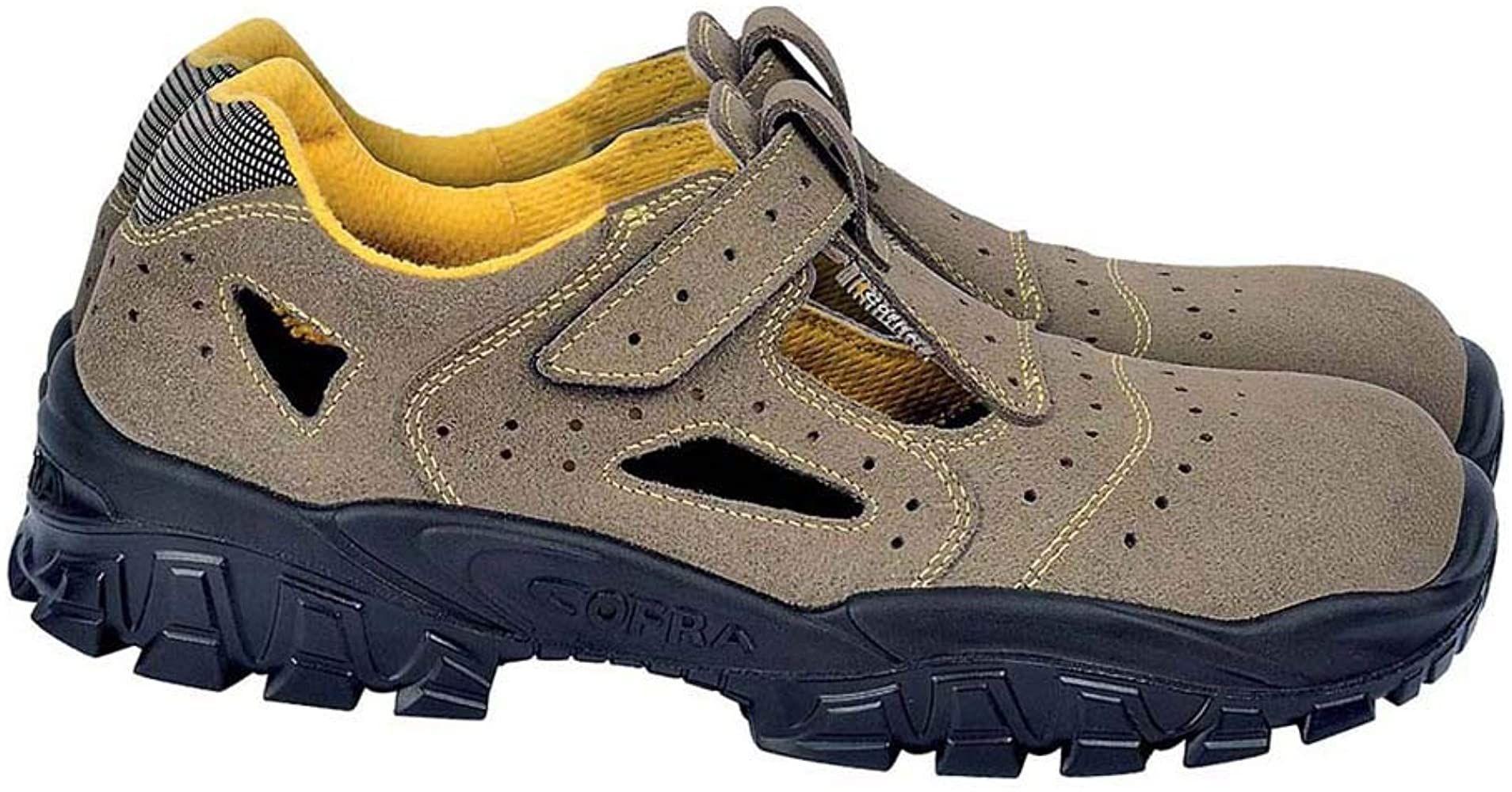 TALLA 37 - Marca Cofra Calzado de protección