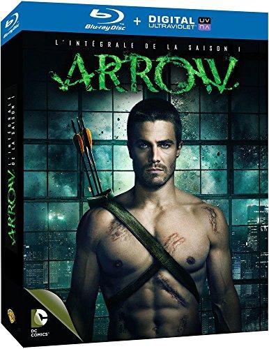 Temporada 1 de 'Arrow' en bluray