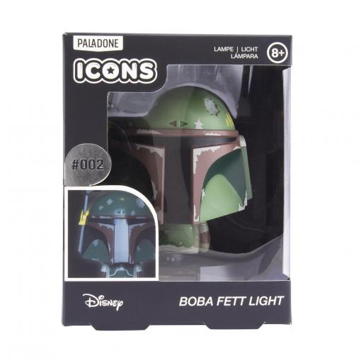 Star Wars - Lámpara Icon El Cazarrecompensas