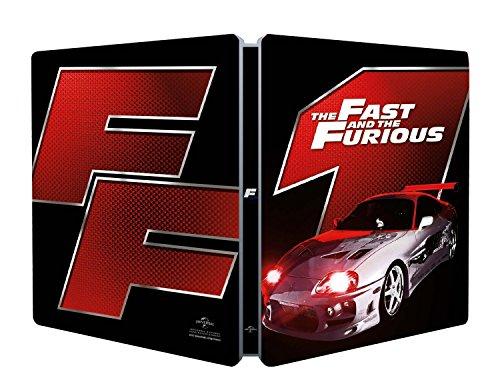 Steelbook (bluray) de 'Fast and Furious'