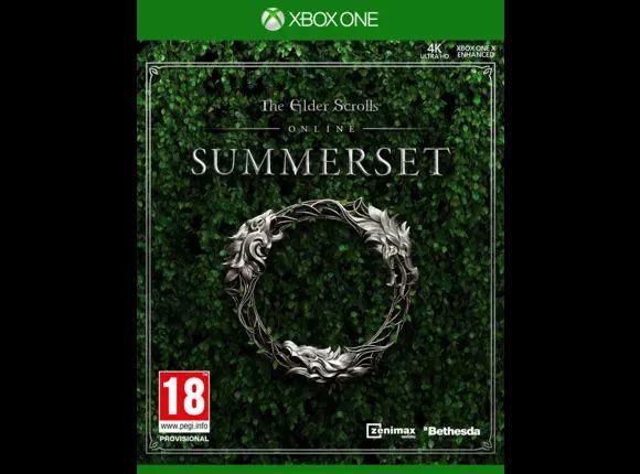 The elder scrolls online summerset (Xbox One)