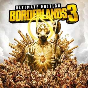 Borderlands 3 Ultimate Edition: El juego + 2 Season Passes + todos los DLC [Steam]
