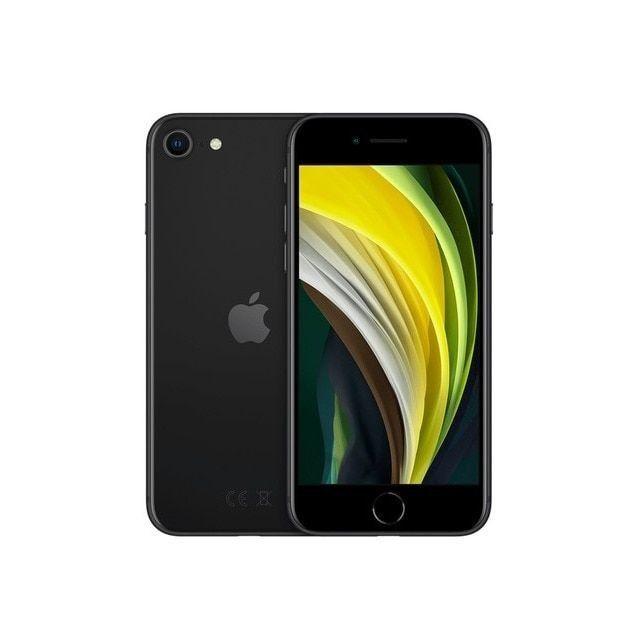 iPhone SE (2020) 64 GB - Negro - Libre