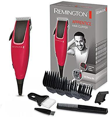 Remington. Kit Máquina de cortar pelo. 10 piezas