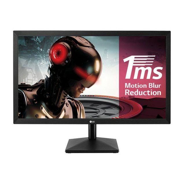 """Monitor PC Gaming 23,5"""" LG 24MK400H-B, Full HD, Radeon Free Sync"""