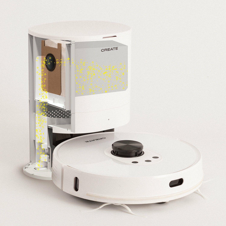 Robot netbot ls27 autodescarga 2700pa