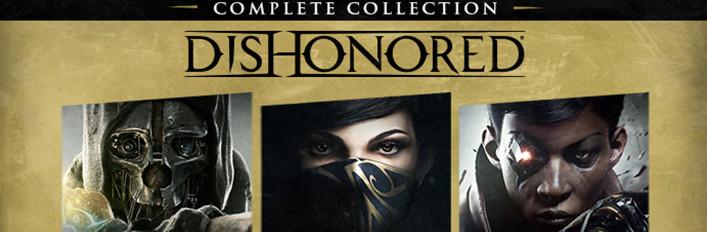 Saga Dishonored -70% [STEAM] + [Eneba]