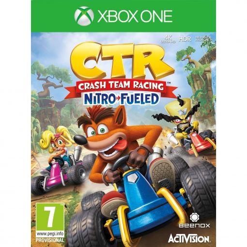 Crash Team Racing Nitro Fueled para Xbox