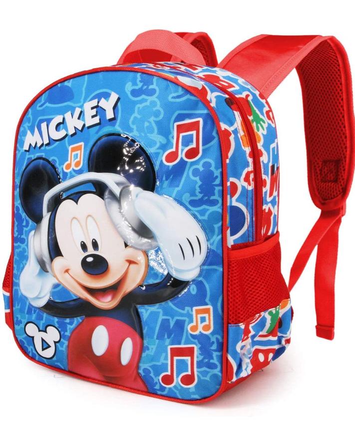Mochila Mickey Mouse Music para niños