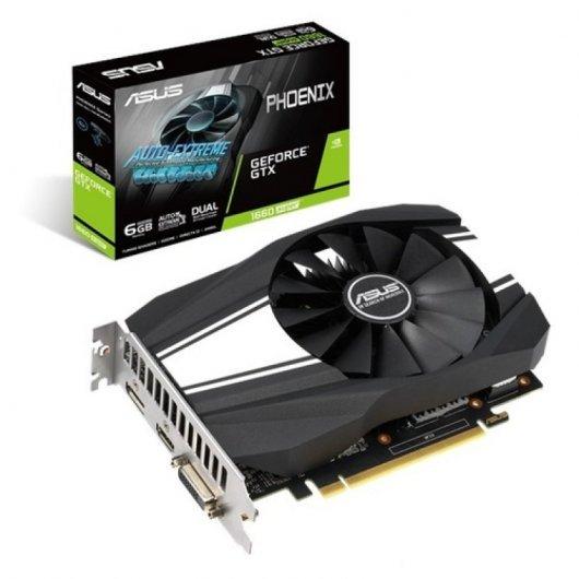 Asus Phoenix GeForce GTX 1660 SUPER 6GB GDDR6