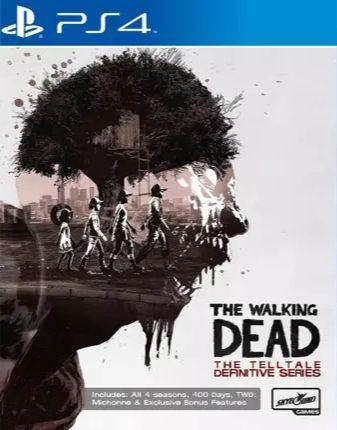 PS4 | The Walking Dead: The Telltale Definitive Series