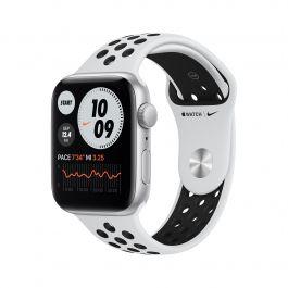 Apple Watch SE Nike 44mm GPS - Plata