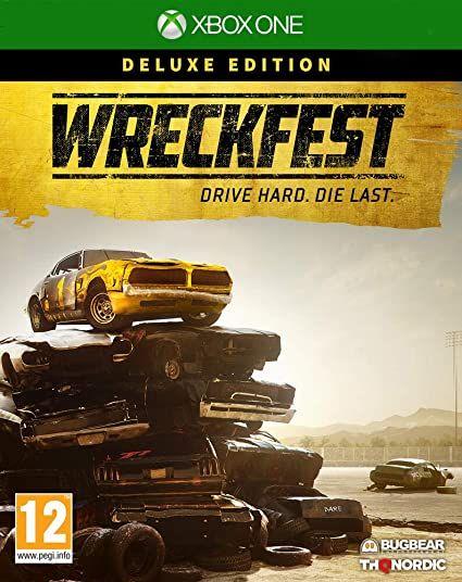 Wreckfest - Deluxe Edition Amazon Xbox One