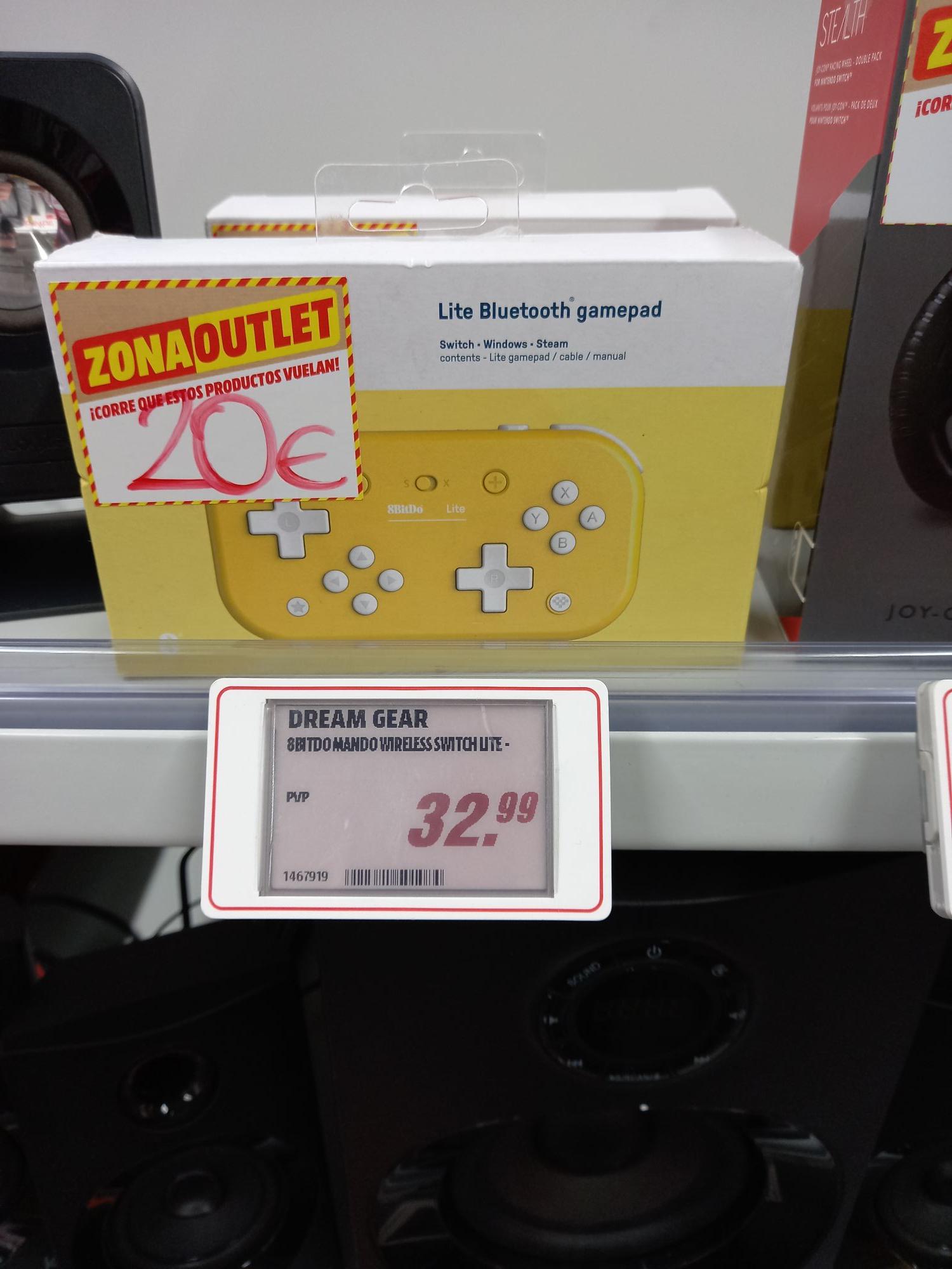MANDO BIT Nintendo Switch