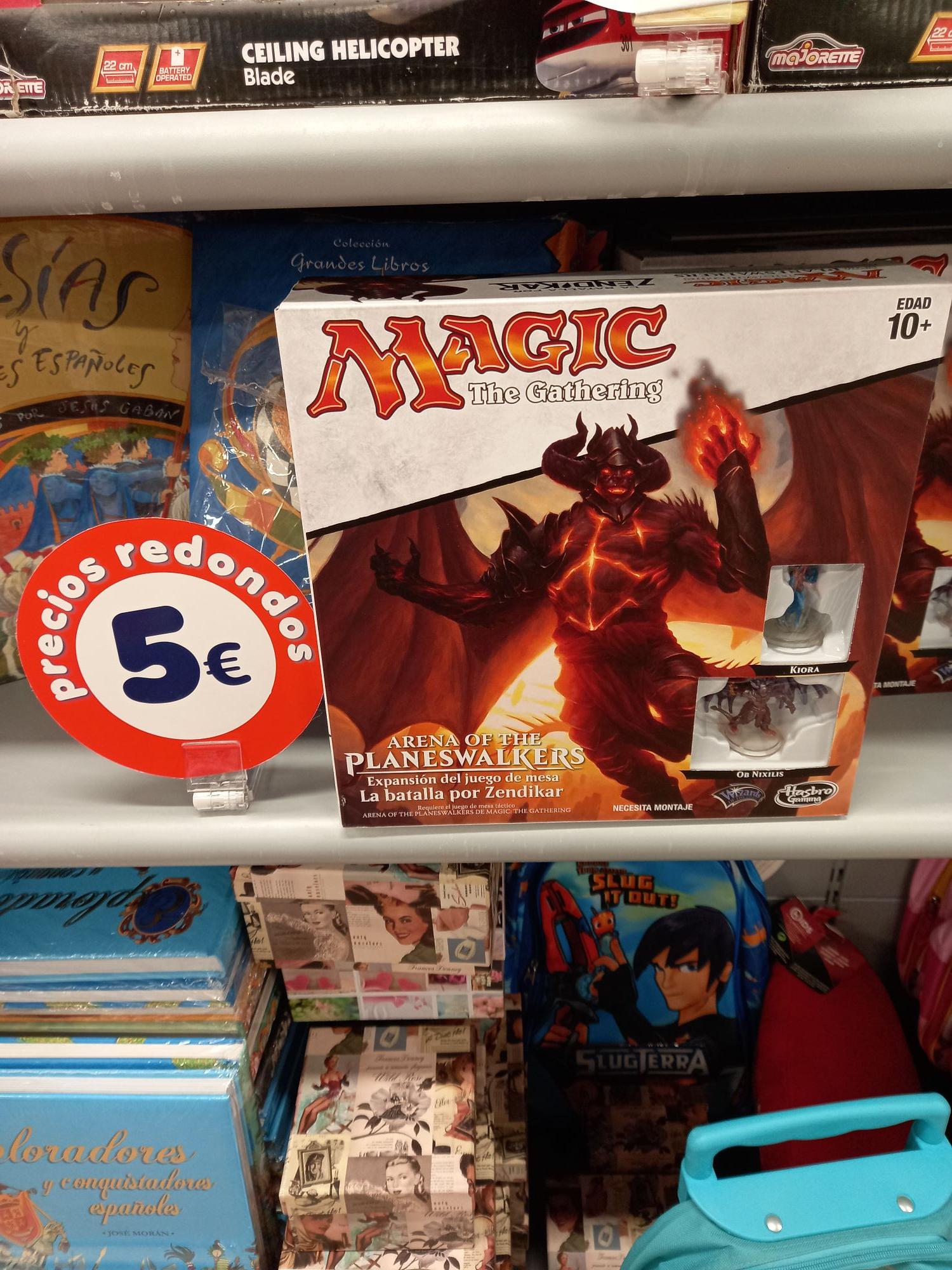 Expansión juego de mesa Magic The Gathering