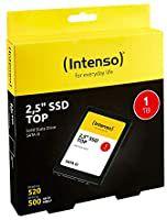 SSD Intenso 1TB por 79,50€ (envío incluido)