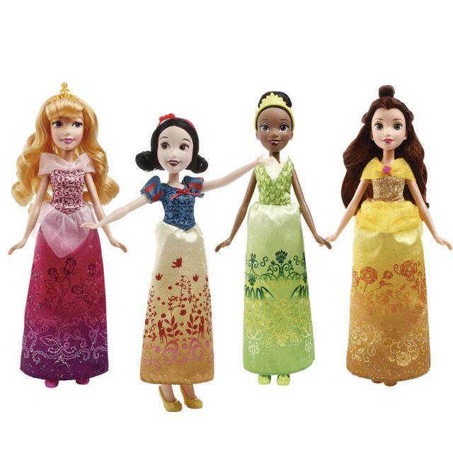 HASBRO Princesas Disney - 4 Modelos