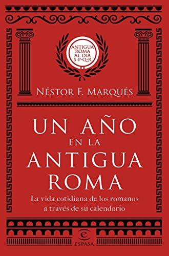 """Ebook """"Un año en la antigua Roma"""""""