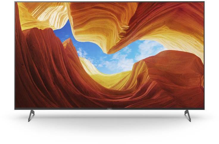 "TV LED 65"" - Sony KD-65XH9096, UHD 4K, 3840x2160"