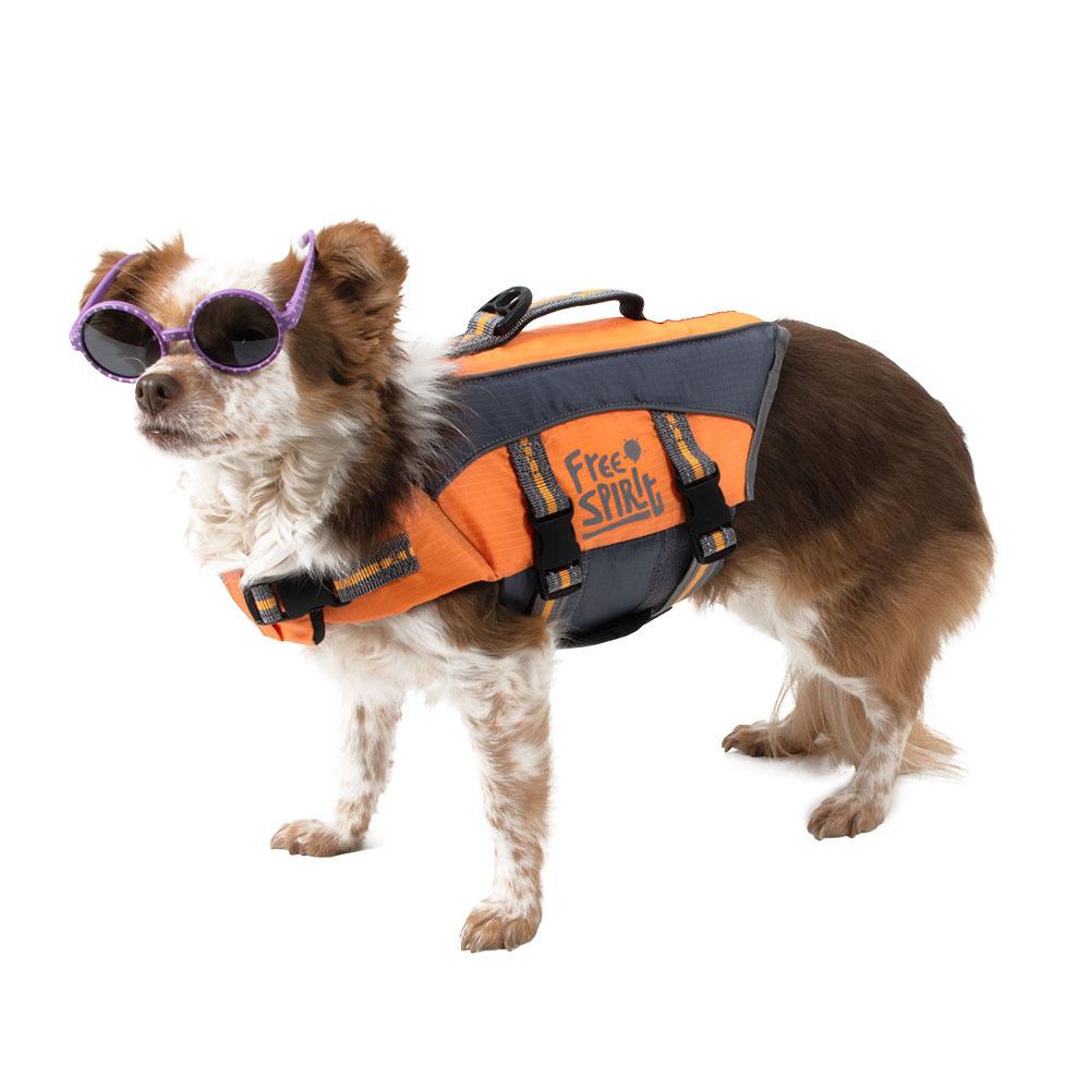 Free Spirit Safety Vest - Chaleco De Seguridad Orange