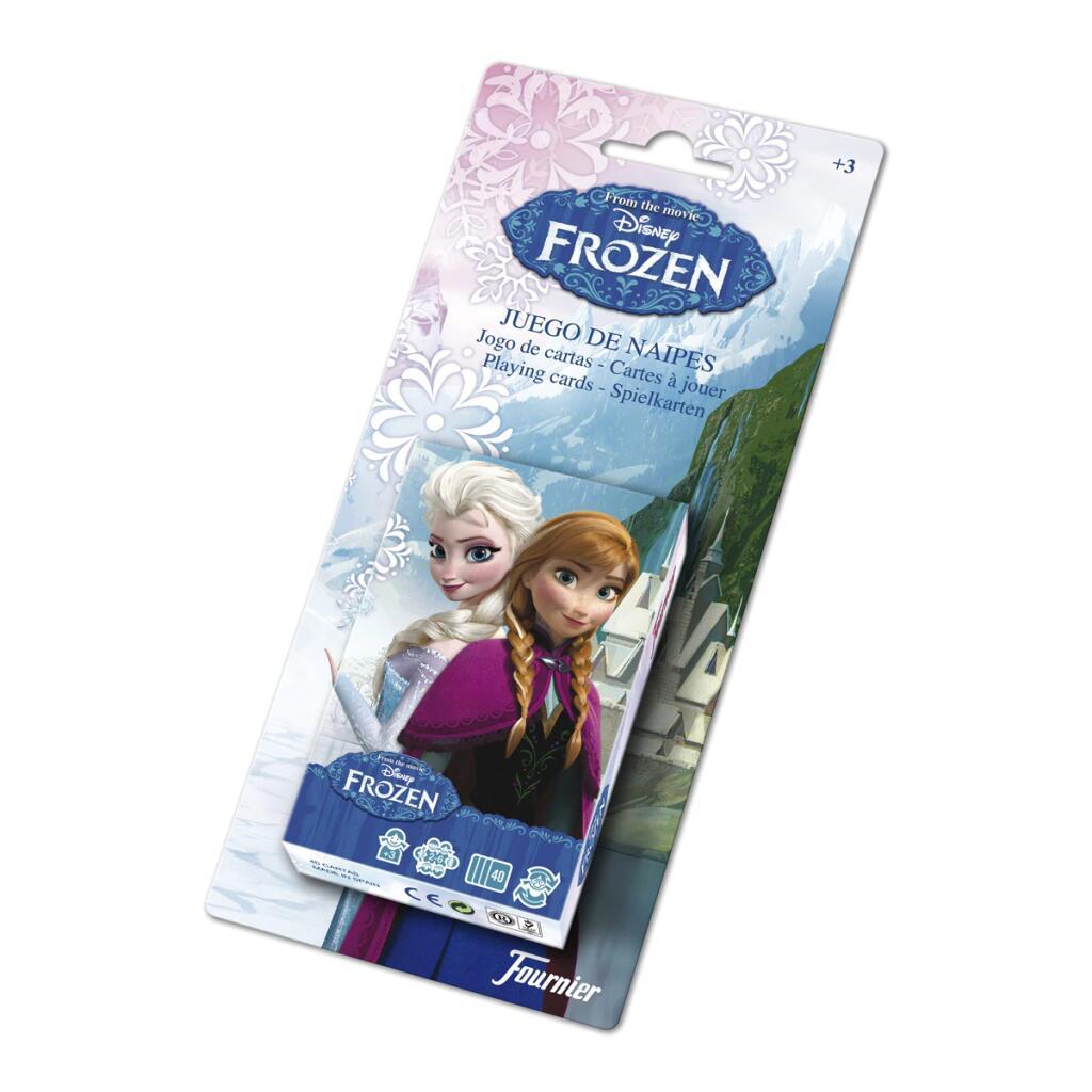 Baraja Fournier Frozen o Princesas Disney(en descripción)