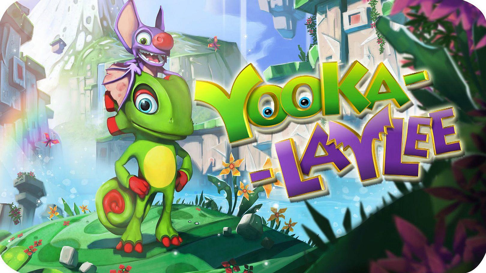 Juegos YOOKA-LAYLEE Nintendo Switch
