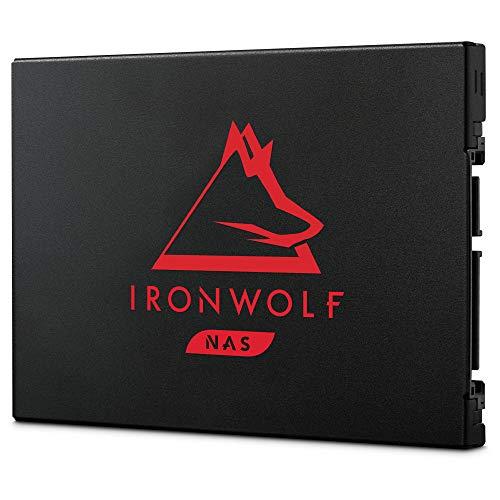 Seagate IronWolf 125 NAS SSD, 500 GB (temporalmente sin stock)