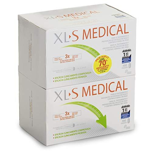 XL-S Medical Capta grasas Pack 2 x 180