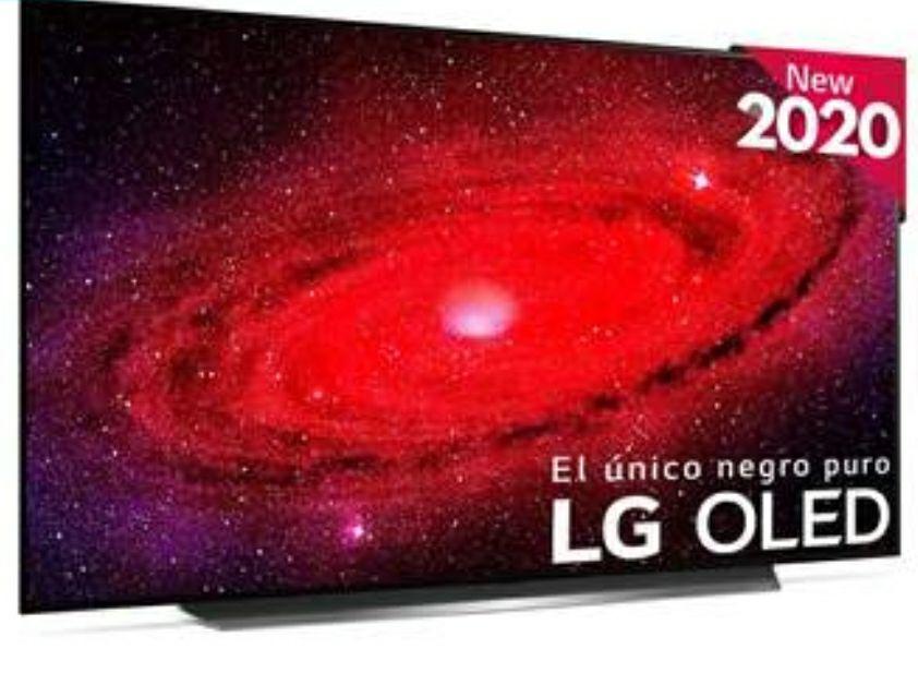 TV LG OLED65CX6LA