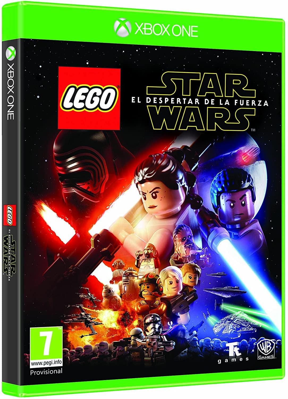 XBOX ONE: Lego Star Wars El Despertar de la Fuerza (juego físico) por sólo 9,99€