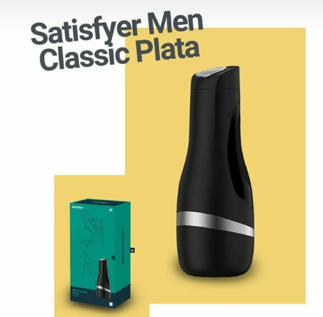 Satisfyer Men Classic - para que os animéis a comprarlo ya!