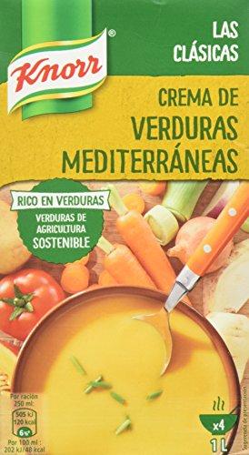 Crema de verduras Knorr