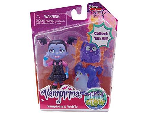 Figuras Amigos, Vampirina, Multicolor