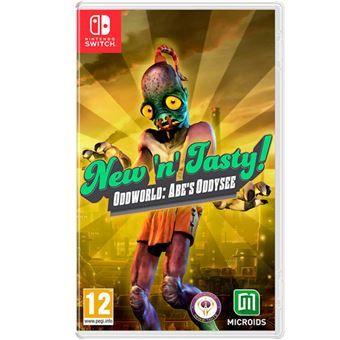 Oddworld: New 'n' Tasty (Nintendo Switch)