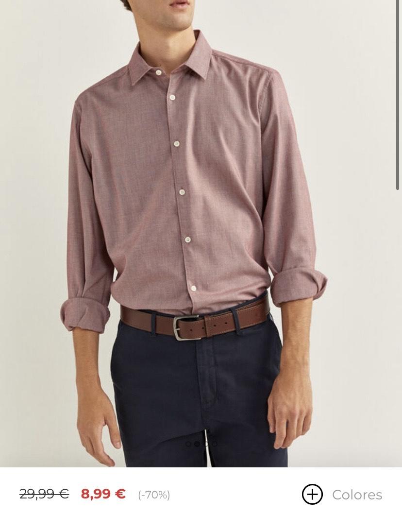 Camisas 8,99€
