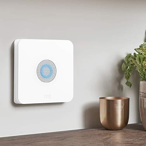Ring Alarm Kit de 5 piezas – sistema de seguridad para el hogar con vigilancia asistida opcional –
