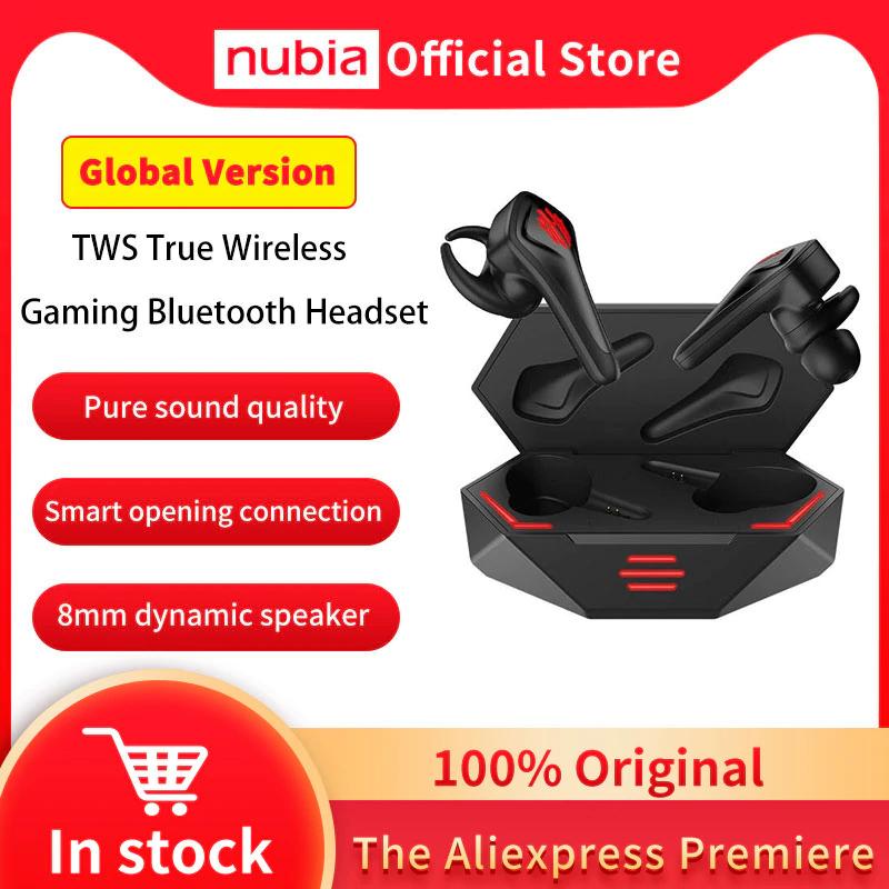 Auriculares Bluetooth RedMagic TWS [Versión Global]