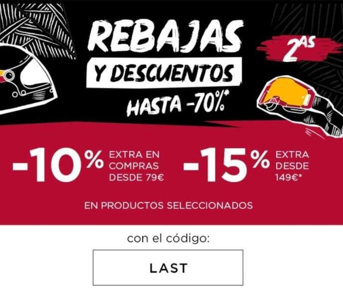 RECO DE CASCOS DE MOTO INTEGRALES