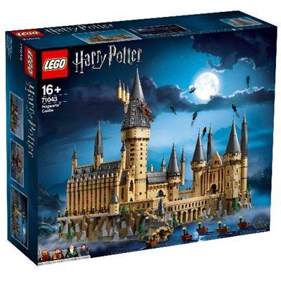 Harry potter castillo hogwarts