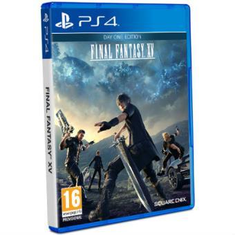 Final Fantasy XV 16.99 + 2 de envío