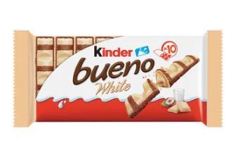 Kinder Bueno - White (Pack de 10 x 2 unidades)