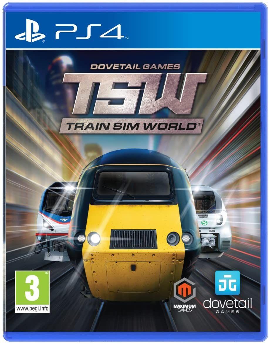 Train Sim World - PlayStation 4 [Importación inglesa]