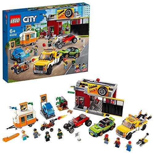 LEGO City Turbo Wheels - Taller de Tuneo