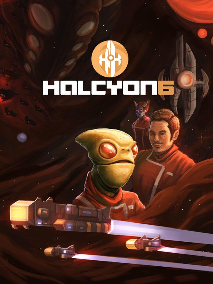 Videojuego Halcyon 6: Starbase Commander (LIGHTSPEED EDITION) Steam Key GLOBAL
