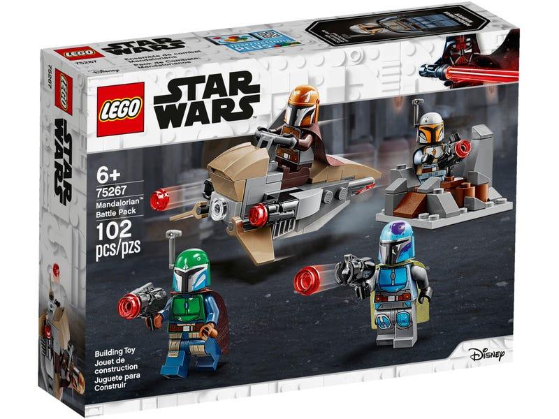 LEGO :: Pack de Combate: Mandalorianos (AlCampo)